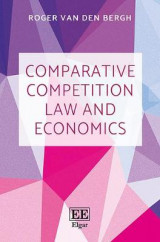 Omslag - Comparative Competition Law and Economics