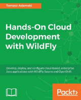 Omslag - Hands-On Cloud Development with WildFly