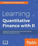 Omslag - Learning Quantitative Finance with R