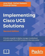 Omslag - Implementing Cisco UCS Solutions