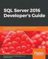 Omslag - SQL Server 2016 Developer's Guide