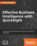 Omslag - Effective Business Intelligence with QuickSight
