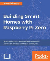 Omslag - Building Smart Homes with Raspberry Pi Zero