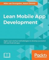 Omslag - Lean Mobile App Development