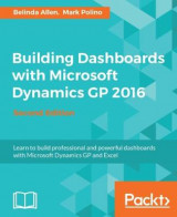 Omslag - Building Dashboards with Microsoft Dynamics GP 2016