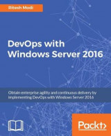 Omslag - DevOps with Windows Server 2016