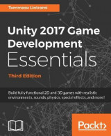 Omslag - Unity 2017 Game Development Essentials, Third Edition