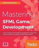 Omslag - Mastering SFML Game Development