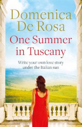 Omslag - One Summer in Tuscany