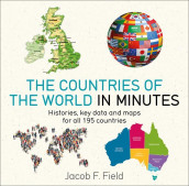 Countries of the world in minutes av Jacob F. Field (Heftet)