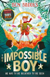 The Impossible Boy av Ben Brooks (Heftet)