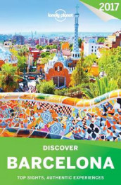 Lonely Planet Discover Barcelona 2017 av Sally Davies, Lonely Planet, Regis St Louis og Andy Symington (Heftet)