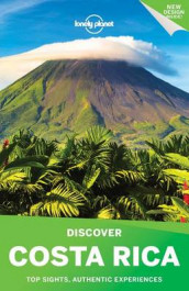 Lonely Planet Discover Costa Rica av Ashley Harrell, Anna Kaminski, Lonely Planet og Mara Vorhees (Heftet)