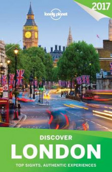 Lonely Planet Discover London 2017 av Lonely Planet, Emilie Filou, Peter Dragicevich, Steve Fallon og Damian Harper (Heftet)