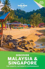 Lonely Planet Discover Malaysia & Singapore av Isabel Albiston, Brett Atkinson, Greg Benchwick, Cristian Bonetto, Austin Bush, Anita Isalska, Robert Kelly, Lonely Planet, Simon Richmond og Richard Waters (Heftet)