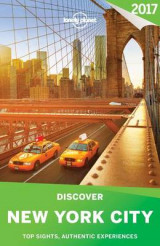 Omslag - Lonely Planet Discover New York City 2017