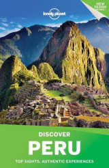 Omslag - Lonely Planet Discover Peru