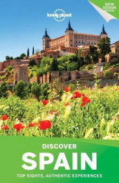 Lonely Planet Discover Spain av Sally Davies, Bridget Gleeson, Anthony Ham, Anita Isalska, Lonely Planet, Isabella Noble, John Noble, Brendan Sainsbury og Regis St Louis (Heftet)