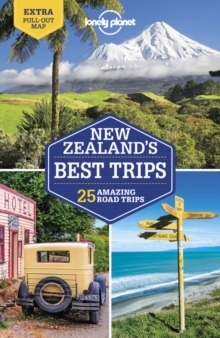 Lonely Planet New Zealand's Best Trips av Lonely Planet, Brett Atkinson, Andrew Bain, Peter Dragicevich, Monique Perrin, Charles Rawlings-Way og Tasmin Waby (Heftet)