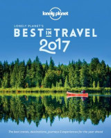Omslag - Lonely Planet's best in travel 2017