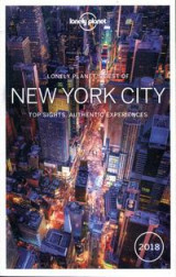 Omslag - Lonely Planet's best of New York City 2018