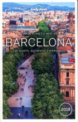 Omslag - Lonely Planet's best of Barcelona 2018