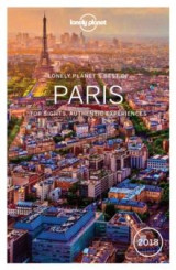 Omslag - Lonely Planet's best of Paris 2018