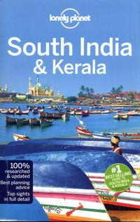 Lonely Planet South India & Kerala av Lonely Planet (Heftet)