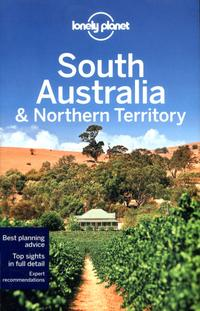 South Australia & Northern territory av Anthony Ham og Charles Rawlings-Way (Heftet)