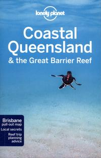 Coastal Queensland & the Great Barrier Reef av Paul Harding (Heftet)