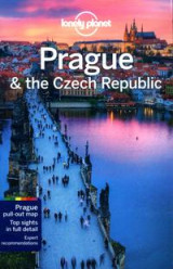Omslag - Lonely Planet Prague & the Czech Republic