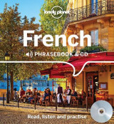 Omslag - Lonely Planet French Phrasebook and CD