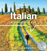 Omslag - Lonely Planet Italian Phrasebook and CD
