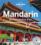 Omslag - Lonely Planet Mandarin Phrasebook and CD