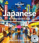 Omslag - Lonely Planet Japanese Phrasebook and CD