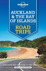 Omslag - Lonely Planet Auckland & the Bay of Islands Road Trips