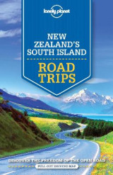 Omslag - Lonely Planet New Zealand's South Island Road Trips
