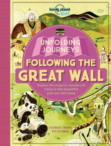 Unfolding Journeys - Following the Great Wall av Lonely Planet Kids (Heftet)