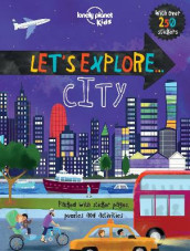 Lonely Planet Let's Explore... City av Lonely Planet Kids (Heftet)