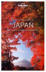 Omslag - Lonely Planet's best of Japan