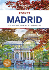 Pocket Madrid av Anthony Ham (Heftet)