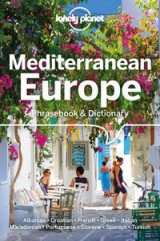 Omslag - Mediterranean Europe phrasebook & dictionary