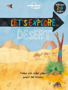 Let's Explore... Desert av Lonely Planet (Heftet)