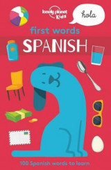 Omslag - Lonely Planet First Words - Spanish