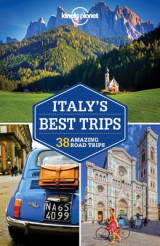 Omslag - Italy's best trips