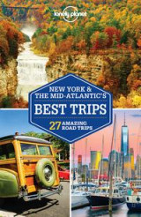 Omslag - New York & the Mid-Atlantic's best trips