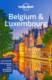 Belgium & Luxembourg av Mark Elliot, Catherine Le Nevez, Helena Smith, Regis St. Louis og Benedict Walker (Heftet)