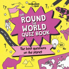 The Round the World Quiz Book av Lonely Planet Kids (Heftet)