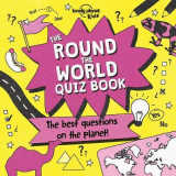 Omslag - The Round the World Quiz Book