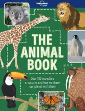 The animal book av Lonely Planet Kids (Innbundet)
